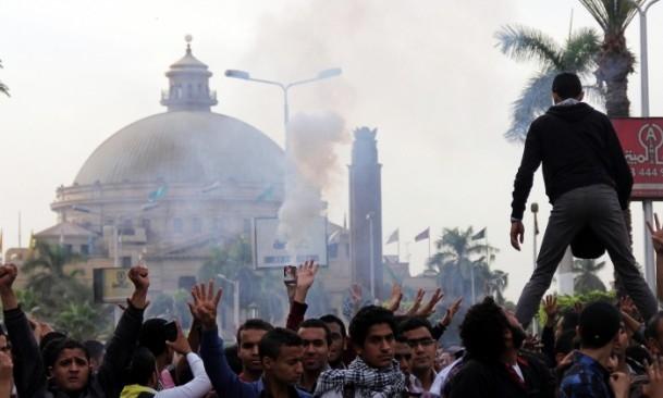 Mısır'da Darbe Karşıtı Gösteriler Sürüyor galerisi resim 1