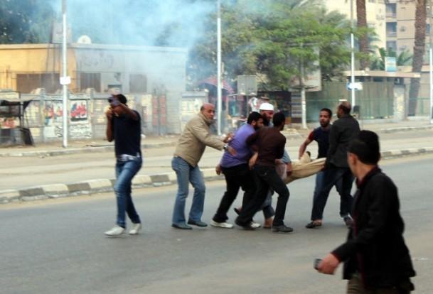 Mısır'da darbe karşıtı cuma gösterileri galerisi resim 9