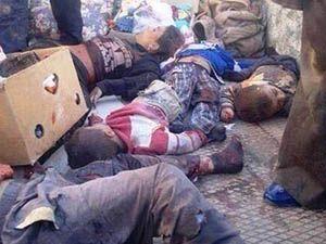 Iraklı Milisler, Suriyeli Çocukları Katletti