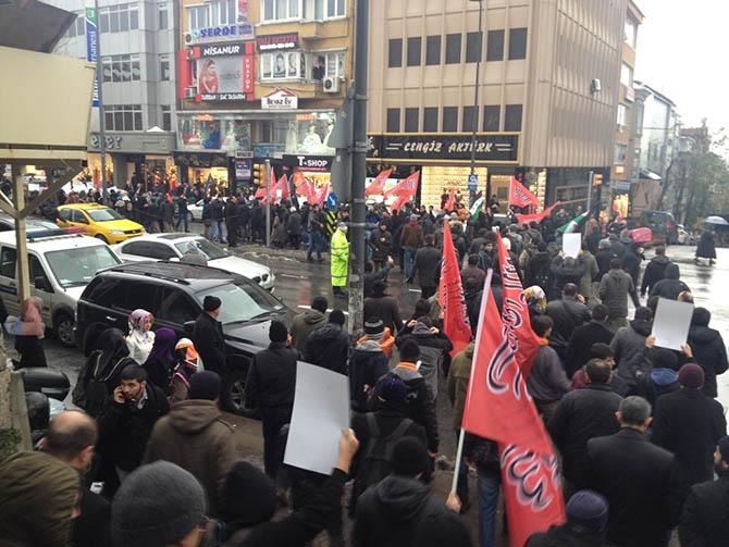 Abdulkadir Molla'nın İdamı Protesto Yürüyüşüyle Kınandı 1