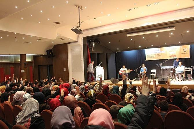 Müslüman Coğrafyada İslami Hareketlerin Öğrettikleri Paneli 1