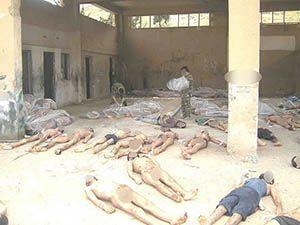 Suriye'de Yeni İşkence Fotoğraflarına Ulaşıldı