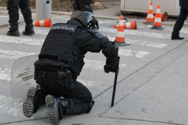 Saray Bosna'da Hükümet Karşıtı Eylemler 1