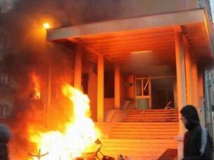 Saray Bosna'da Hükümet Karşıtı Eylemler