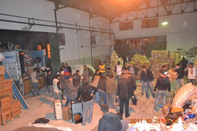 Yaşar Yüzerin Objettifinden Deprem 21