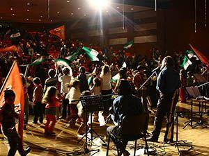 Başakşehir-Suriye Halkıyla Dayanışma Gecesi