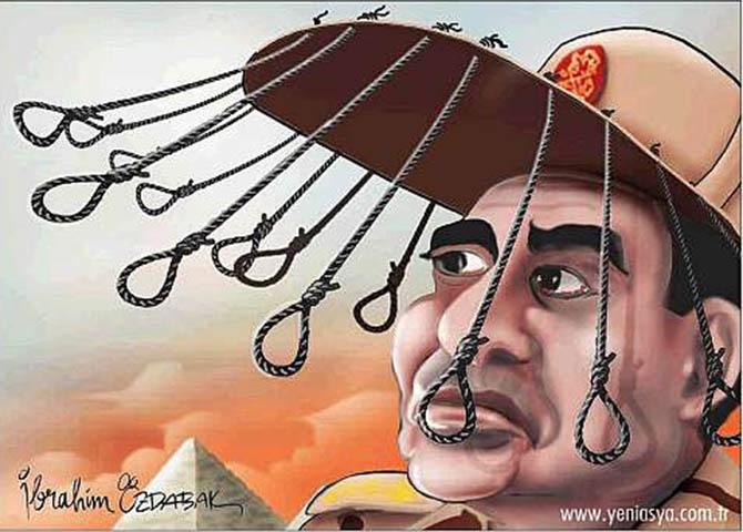 Sisi'nin İdam Sehpaları 1