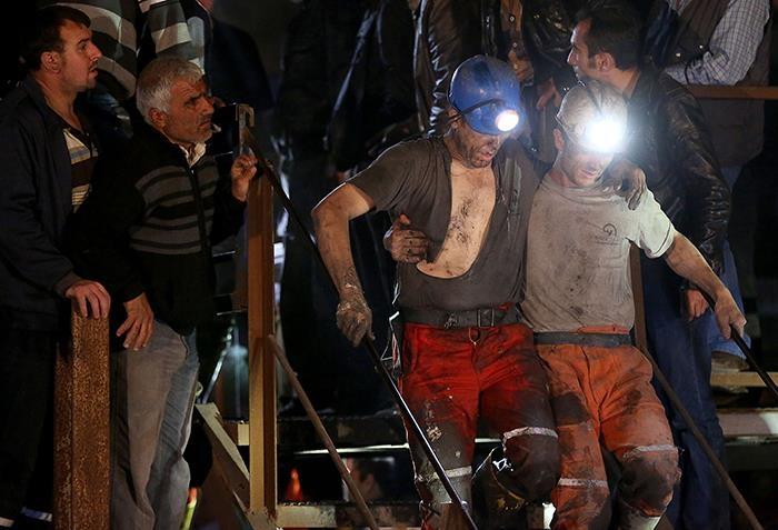 Soma'da Maden Faciası! 1