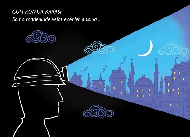 Gün Kömür Karası / Osman Turhan 1