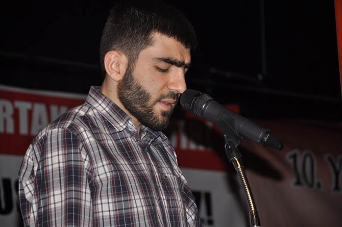 Antalya'da Ümmet ve Kardeşlik Gecesi Yapıldı 1