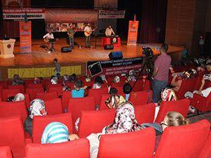 Antalya'da Ümmet ve Kardeşlik Gecesi Yapıldı