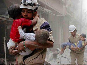 """Suriye'den """"Seçim"""" Manzaraları!"""