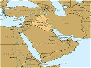 Irak'ın Dünü, Bugünü ve Yarını (Seminer Notları)