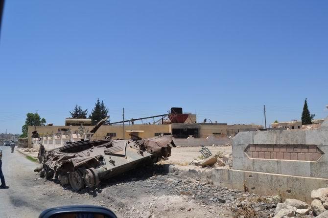 Amasya'dan Yola Çıkan 7 Tır Yardım Malzemesi Suriye'ye Ulaştı 1