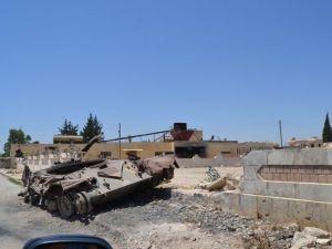 Amasya'dan Yola Çıkan 7 Tır Yardım Malzemesi Suriye'ye Ulaştı