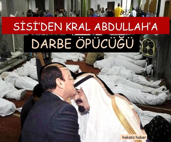 Sisi'den Kral Abdullah'a Darbe Öpücüğü galerisi resim 1