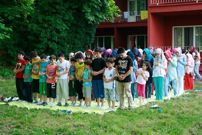 Özgür Çocuk Kulübü Yaz Kampı Sona Erdi 1