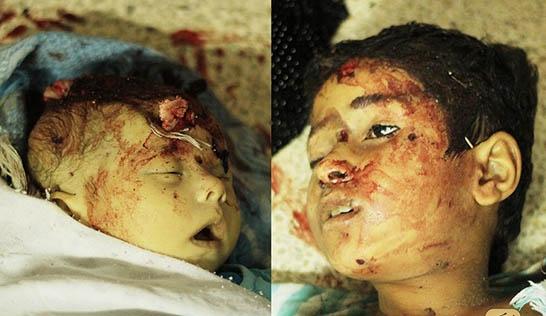 Suriye Uçakları IŞİD'in Elindeki Rakka'ya Bomba Yağdırdı 1