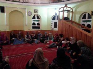 Özgür-Der İzmir'in Gençlik Kampı Sürüyor