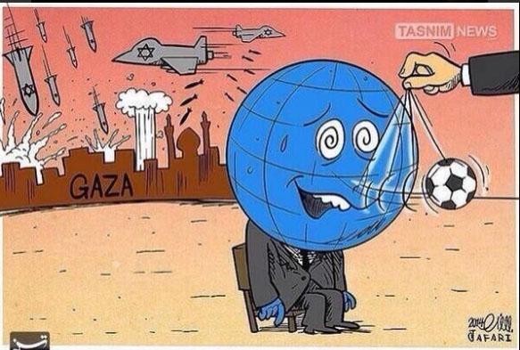 Dünya Kupası ve Gazze 1