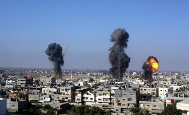 Gazze'de Şehit Sayısı 53'e Yükseldi 1