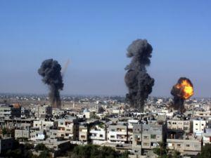 Gazze'de Şehit Sayısı 53'e Yükseldi