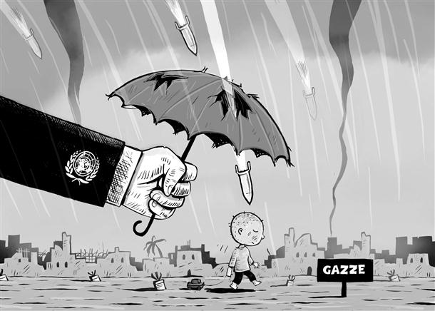Gazze ve BM 1