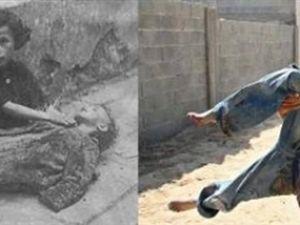 1940'ta Almanların Yaptığını, 2014'te İsrail Yapıyor!