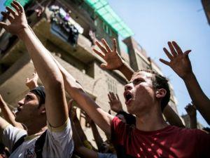 Mısır'da 14 Ağustos Dünya Rabia Günü gösterileri