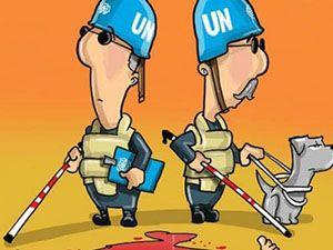 BM (UN) ve Suriye'deki Gözlemciliği