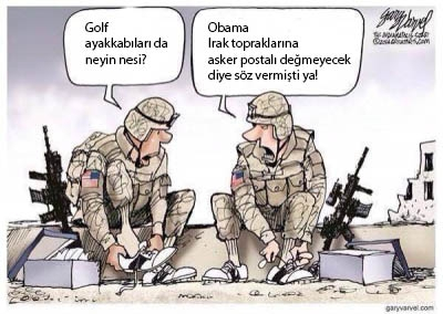 ABD Askeri Yeniden Irak'ta 1