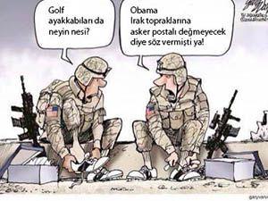 ABD Askeri Yeniden Irak'ta