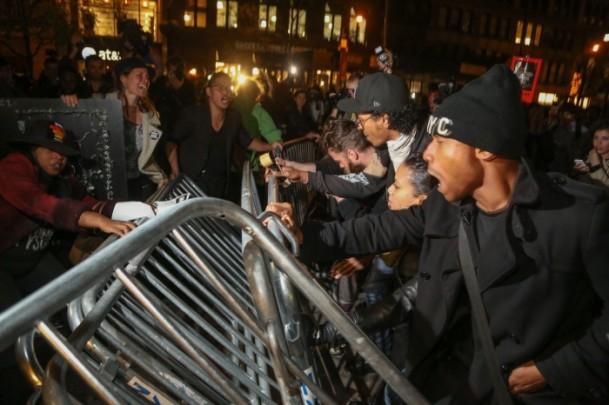 Ferguson'da Polise Yargılama Yok 1