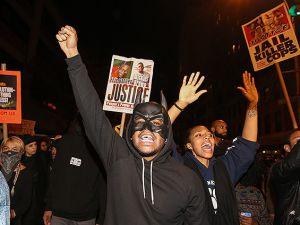 Ferguson'da Polise Yargılama Yok