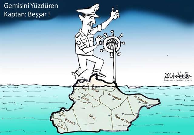 Gemisini Yüzdüren Kaptan: Beşşar! 1