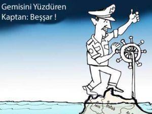 Gemisini Yüzdüren Kaptan: Beşşar!