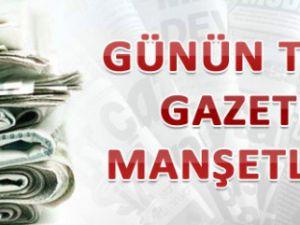 Bugünün Gazete Manşetleri - 14 Mart 2015