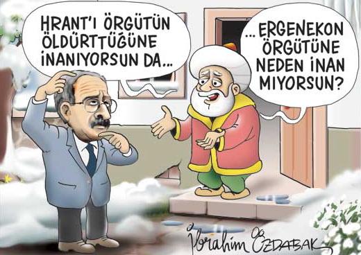 Hrant'ı Kim Öldürdü?  1