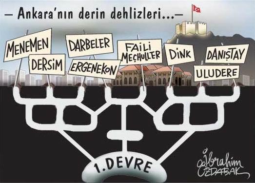 Ankara'nın Derin Dehlizleri  1