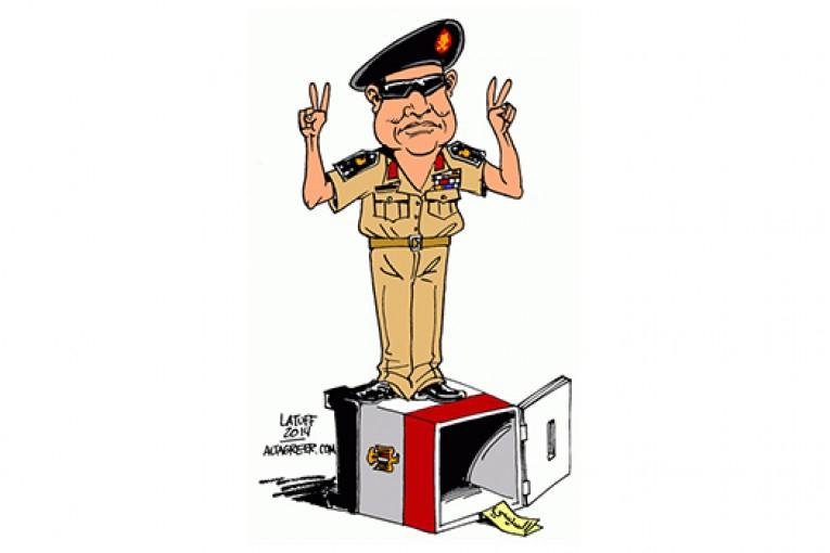 Diktatör Sisi'nin 1. Yılı galerisi resim 1