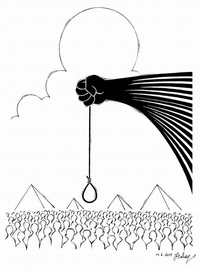 Mısır'da İhvan Üyelerine İdam Kararı - Hasan Aycın 1