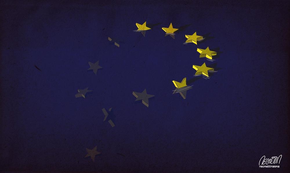 Kıyıya Vuran Avrupa 1