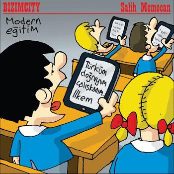 Okullarda modern eğitim başlar! 1