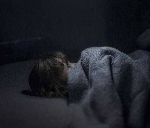 Suriye'nin Kayıp Neslinin Çocukları Uyurken Fotoğraflandı 1