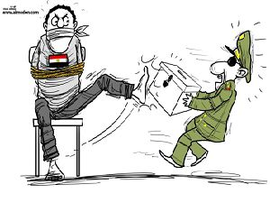Mısır Halkı Cuntanın Seçim Oyununu Reddetti!