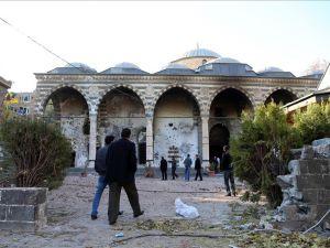 PKK'nın Fatihpaşa Camisindeki Tahribatı Ortaya Çıktı