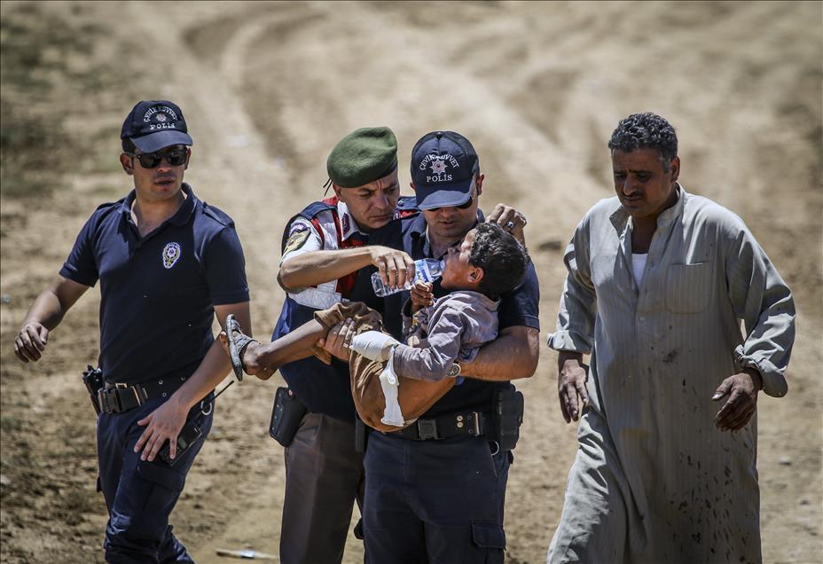 Anadolu Ajansı'nın Gözünden 2015 galerisi resim 1