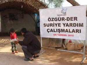 Un Kampanyasında 3 Tır Daha Suriye'ye Ulaştı