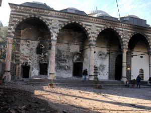 PKK'nin Yakıp Yıktığı Sur Böyle İnşa Edilecek