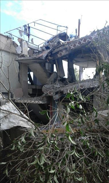 PKK/HDP'nin Hendek Zulmü Silopi'yi Bu Hale Getirdi 1
